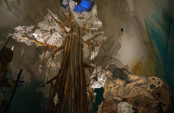 Swoon Installations